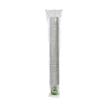 60634 100 pz bicchieri diam. 70 mm 200 ml 4,56 g NC bianco