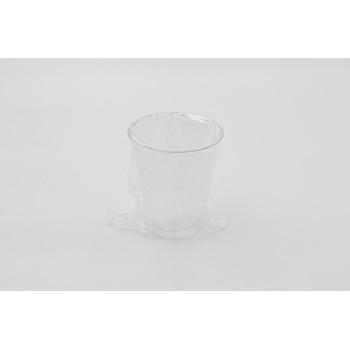 Paket von 1 st trinkbecher diam. 78 mm 250 ml 5,5 g PET transparent