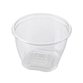 30461 50 pcs deli-food containers diam. 127 mm 750 ml 14,8 g RPET transparent