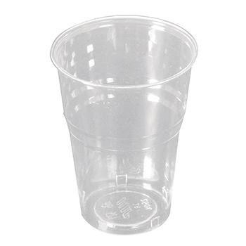 60035 50 pz bicchieri diam. 72 mm 250 ml 6 g PS trasparente