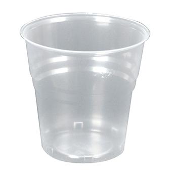 60048 50 pz bicchieri diam. 85 mm 250 ml 5 g PP trasparente