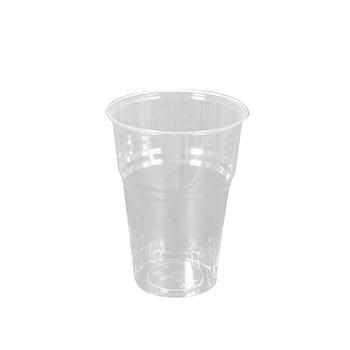 60054 50 pz bicchieri diam. 85 mm 400 ml 9 g PS trasparente