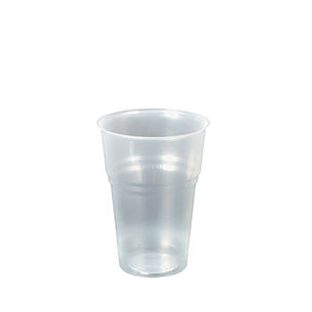 60059 50 pcs cups diam. 85 mm 400 ml 7 g PP transparent