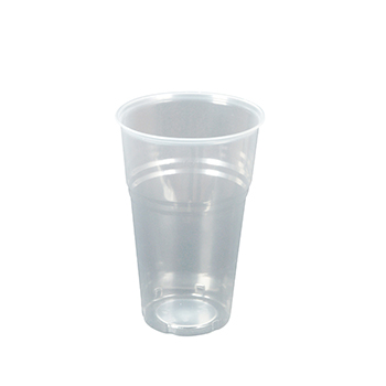 60065 30 pcs cups diam. 95 mm 600 ml 10 g PP transparent