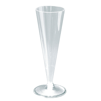 60090 12 pcs cups diam. 53 mm 110 ml 13,194 g PS transparent