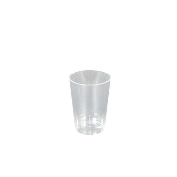 60092 50 pcs cups diam. 53 mm 120 ml 6,5 g PS transparent