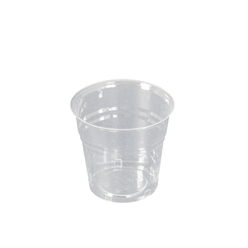 60665 50 pcs cups diam. 57 mm 100 ml 3 g PS transparent
