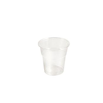 60880 50 pz bicchieri diam. 78 mm 200 ml 5,5 g PET trasparente