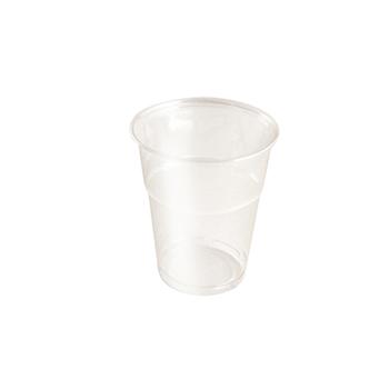 60884 50 pcs cups diam. 85 mm 350 ml 8,5 g PET transparent