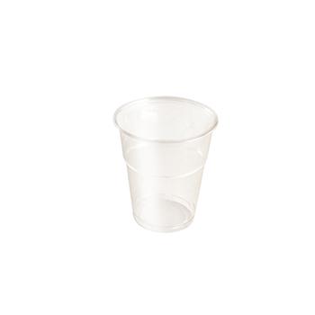 60900 1 pz bicchieri diam. 78 mm 250 ml 5,5 g PET trasparente