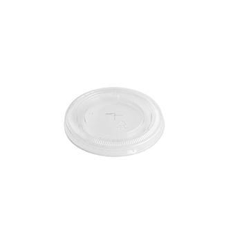 61703 50 st deckel für becher diam. 85 mm 2,7 g PLA transparent