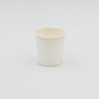 61510 50 pcs cups diam. 62 mm 120 ml 2,75 g NC white