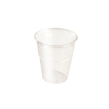 61353 50 pzs vasos diam. 78 mm 300 ml 5,5 g PLA transparente