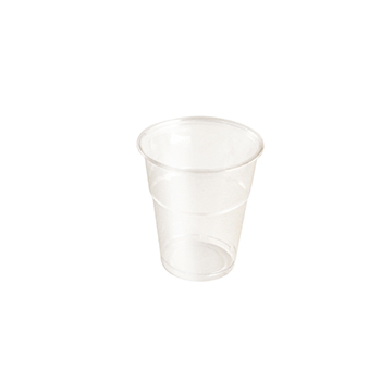 61354 50 pzs vasos diam. 78 mm 250 ml 4,7 g PLA transparente