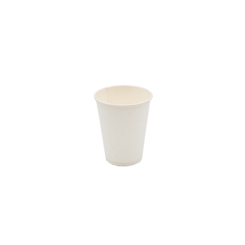 61512 50 pcs cups diam. 80 mm 250 ml 6,8 g NC white