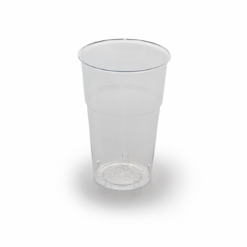 61484 50 pcs cups diam. 72 mm 300 ml 6,5 g PS transparent