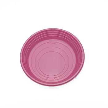 70528 25 pz piattini dessert diam. 165 mm 7 g PS rosa