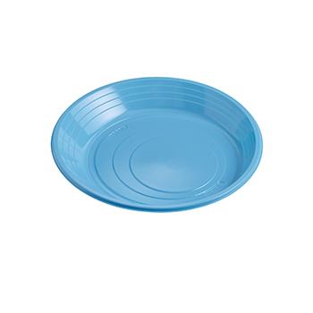 70851 25 pz piattini dessert diam. 165 mm 7 g PS azzurro