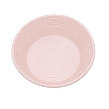 70918 25 pz piatti fondi diam. 210 mm 11 g PS rosa