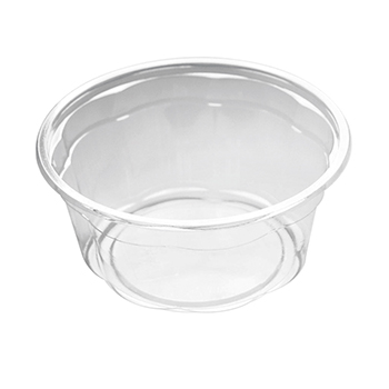 70940 20 pzs tarrina diam. 190 mm 1600 ml 19 g PET transparente