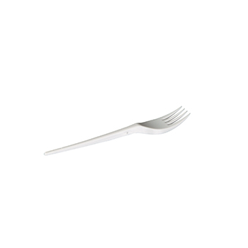 80600 100 pz forchette 172 mm 2,8 g PP bianco