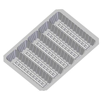 13281 alveoli pesche paraguayo 30X40 calibro 5 nero 14g